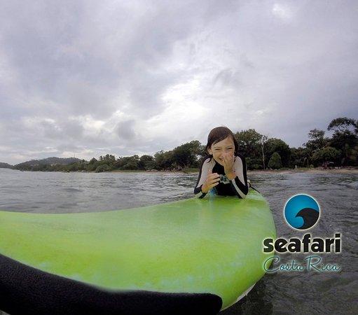 Santa Cruz, Costa Rica: Junior surfing camp, private surf lessons for kids. Tamarindo Costa Rica