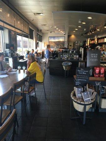 Starbucks Dunkirk style!!