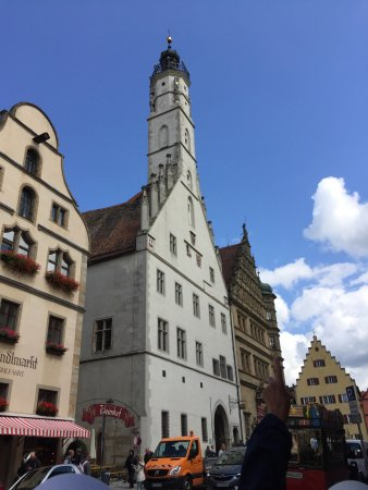Rothenburg Town Hall (Rathaus): photo1.jpg