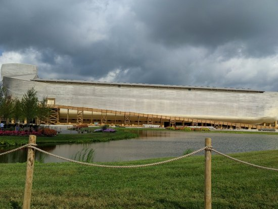 Williamstown, KY: Outside of Ark
