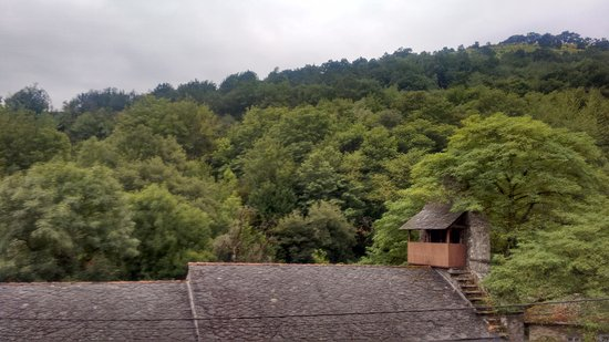 Hotel Rural La Pista: Vista desde la habitación