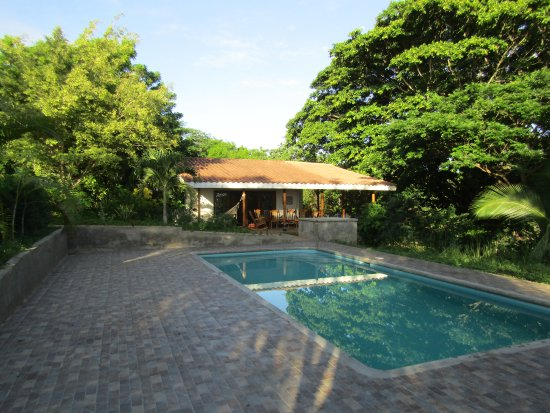 Masatepe, Nicaragua: Zwembad en Casa Club