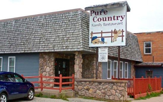 Rudyard MI - Pure Country Restaurant