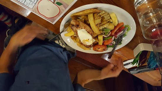 Garstang, UK: Best pub best dinner ever ate out in 30years
