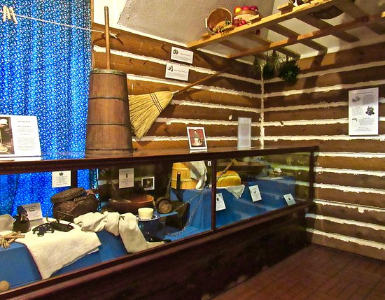 Niles, MI: Early life in the Fort is detailed