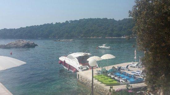 Sudurad, Croatia: Hotel Bozica