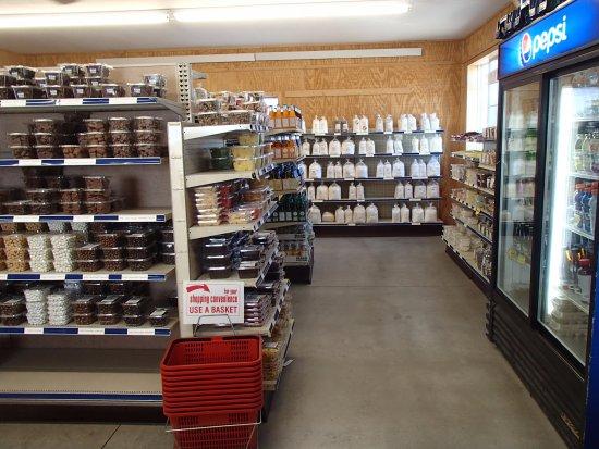 วาเลนไทน์, เนบราสก้า: Bulk foods section, Old Mill Bulk Food, Valentine, NE