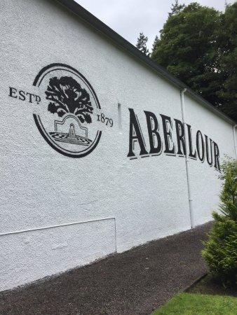 Aberlour Frontage.