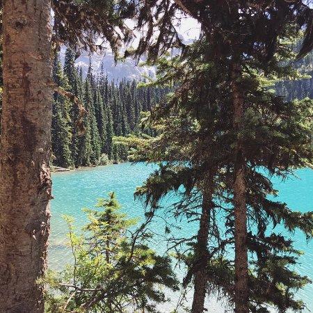 เพมเบอร์ตัน, แคนาดา: Middle Lake