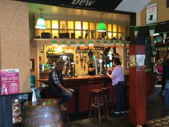 Kate Kearney's Cottage : The Bar Area