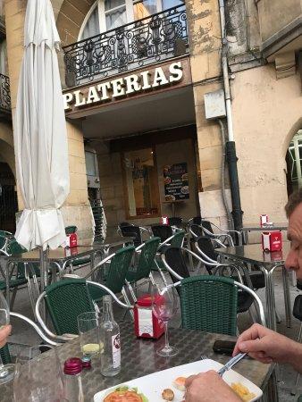 Cafe Bar Platerias