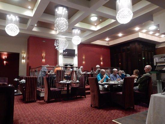 Mill Times Hotel Westport: Breakfast
