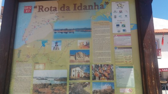 Idanha-a-Nova, البرتغال: rota da idanha