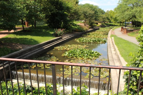 Frederick, MD: linear park