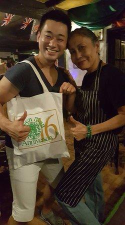 The Green Man Pub: Celebrate 16th years Anniversary