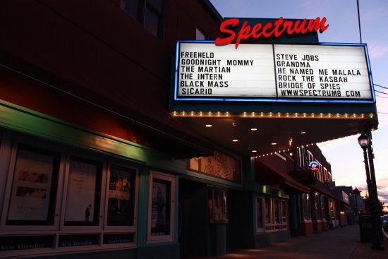 Albany, NY: Spectrum 8 Theatre on Delaware Ave