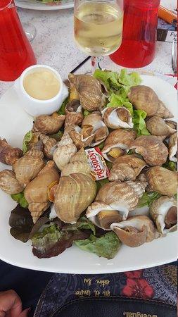 Restaurant Le Vieux Pecheur Port En Bessin