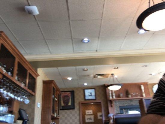 Abbotsford, Kanada: Inside Ricky's Restaurant