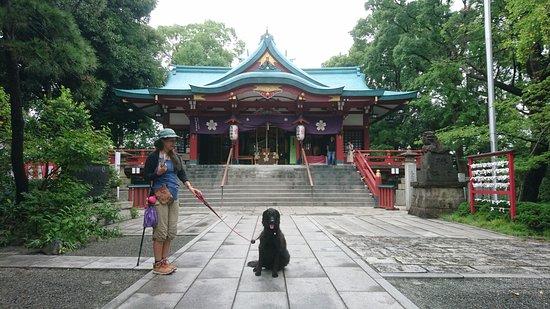 Sengen Shrine: 多摩川浅間神社
