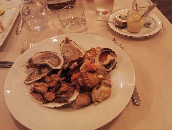 Gaillon, فرنسا: Diner - Entrée