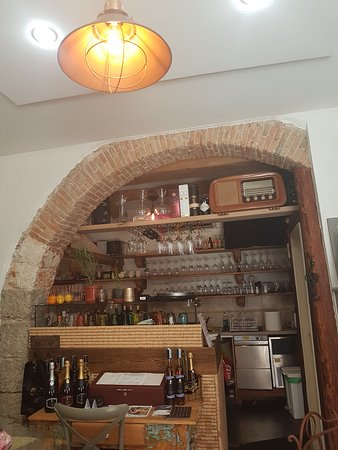 Rigo Wine bar and shop - Buffet