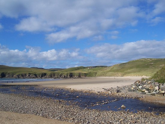 Bettyhill, UK: Farr Beach, Sutherland