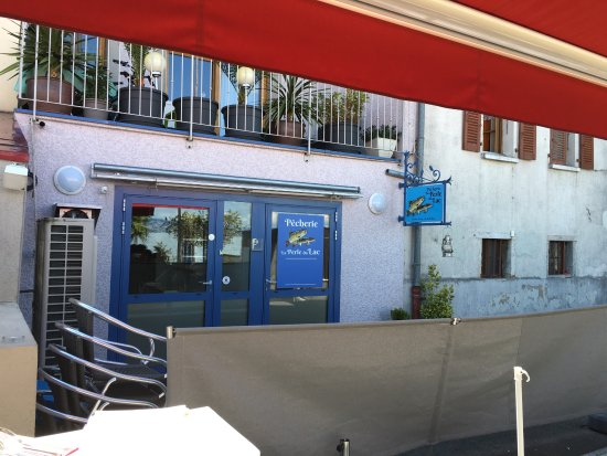 Lugrin, Frankrike: La pêcherie