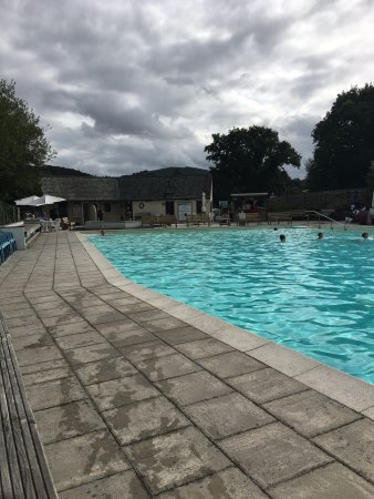 Chagford Swimming Pool England Omd Men Tripadvisor