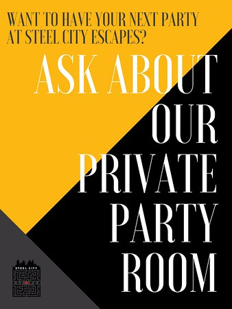Pueblo, CO: Ask about our private party room!