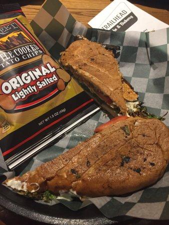 Waynesville, Carolina del Norte: Trailhead Cafe & Bakery