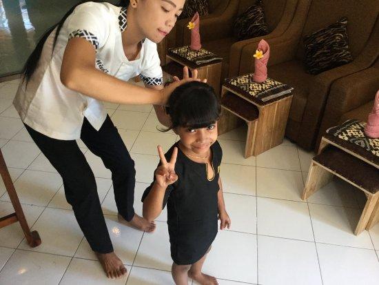 Tanjung Benoa, Indonesia: Misels