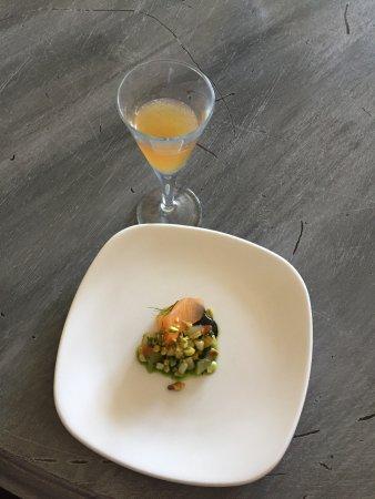 Eating Asheville: small appetizer