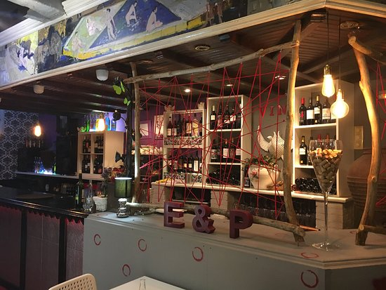 Picture of restaurante entrevinos la alberca for Alberca restaurante