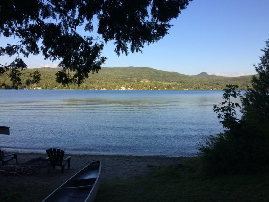 East Burke, VT: lake view
