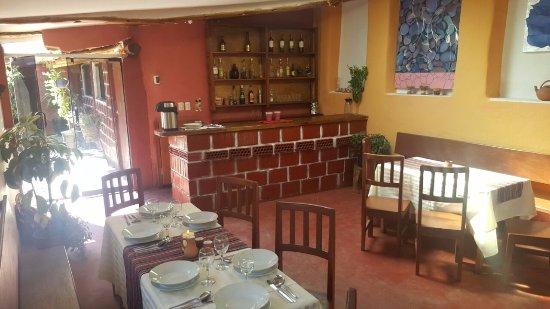 Salon Rustico Picture Of Maran Casa Restaurante Calca Tripadvisor - Salon-rustico