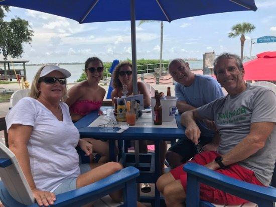 Gulfport, FL: Waterfront dining