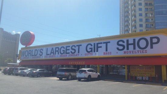 Bonanza Gifts (World's Largest Gift Shop) : L'ingresso