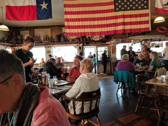 IMG_20170818_184428_large.jpg - Picture of Chart Room Restaurant ...
