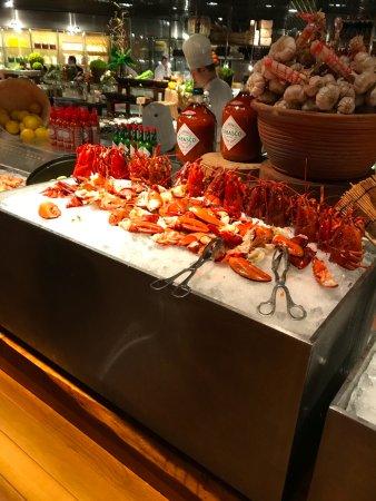Mezza9: more seafood