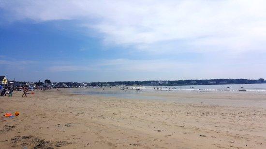 Gooch's Beach: Wide open beach, even in peak summer. Breezy and beautiful.