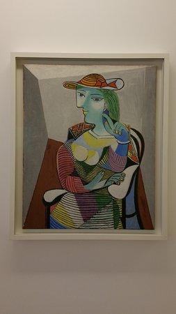 Portrait de Marie-Thérèse - Photo de Musée Picasso Paris, Paris ...