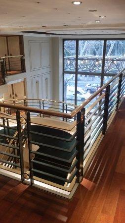 Hotel Neruda: entrada