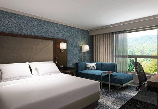 Burlington, MA: King Guest Room - Concierge Level