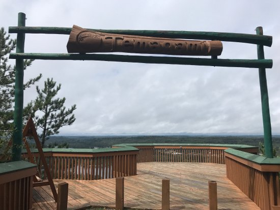 Temagami, Canada: Views