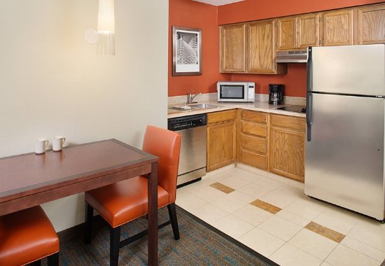 Rosemont, IL: Suite Kitchen
