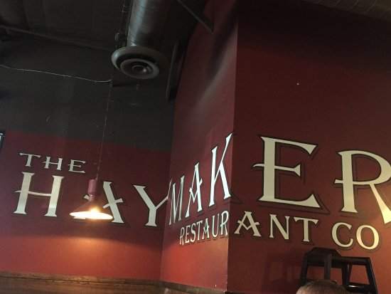 Peoria, AZ: The Haymaker Res