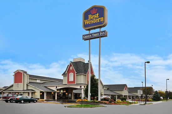 Clarksville, IN: BEST WESTERN Green Tree Inn