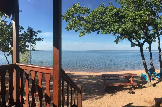 Buchanan Dam, Τέξας: Love this place. The owners are the most friendly people I met in a long time. Cabins sits right