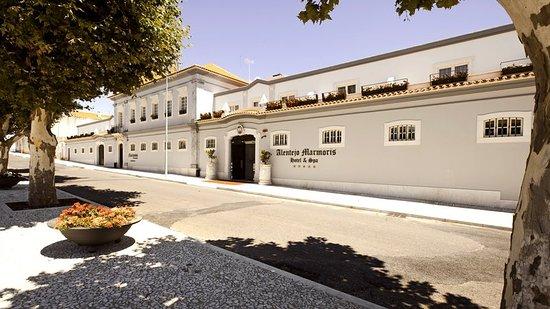Vila Vicosa, โปรตุเกส: Hotel Entrance
