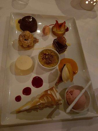 Nedlands, Australia: Dessert tasting plate